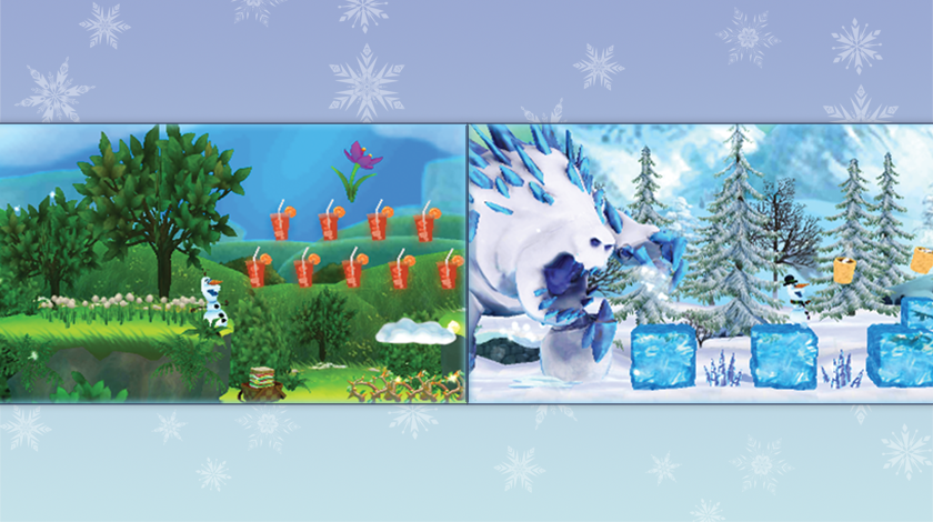 Frozen Olaf's Quest Gallery 1