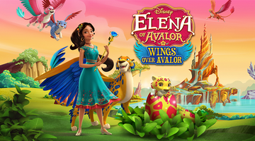 Elena of Avalor: Wings Over Avalor