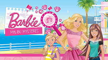 Barbie™ Malibu Mysteries