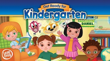 Get Ready for Kindergarten Learning Game Pack