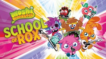 Moshi Monsters: School of ROX