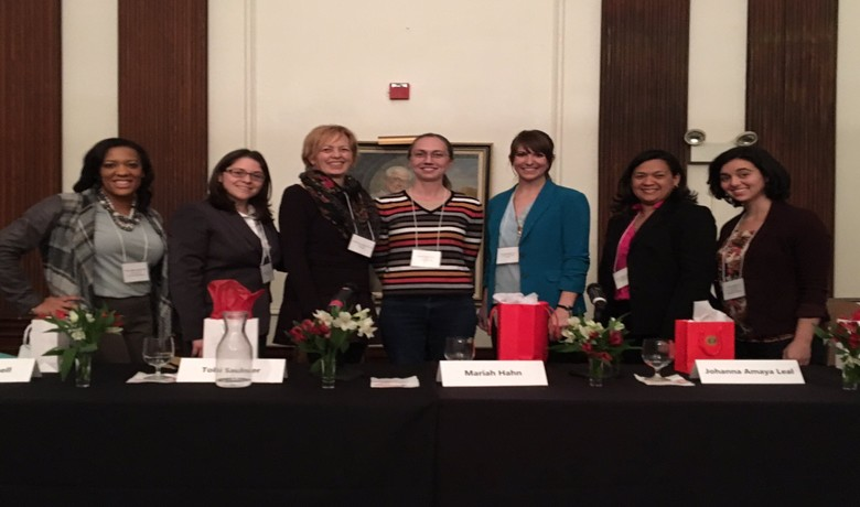 1P participates in STEM panel at RPI