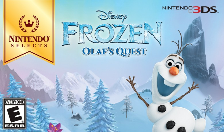 Nintendo Selects 2016 features Frozen: Olaf's Quest