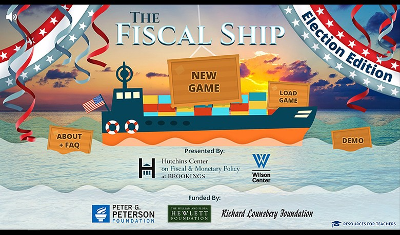 The Fiscal Ship - Election Edition