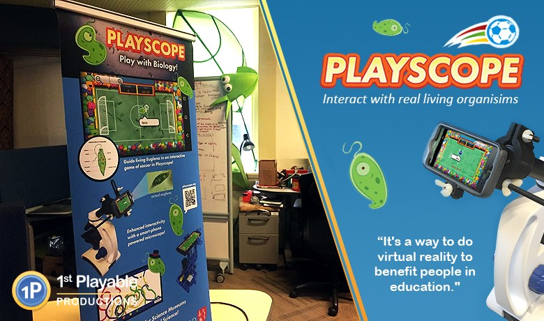 Albany Business Review coverage for Playscope!